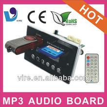 VTF-002C Pro music remote control mp3 player
