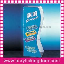 acrylic advertising display