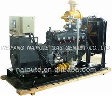 High performance! methane gas powered generator set 80kW