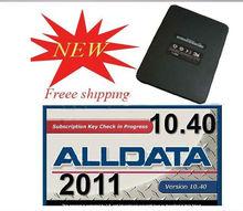 2012 free shipping mitchell V2011 and alldata 10.40