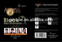 No ammonia herbal hair dye shine color treatment hair darkening herbal hair dye shampoo