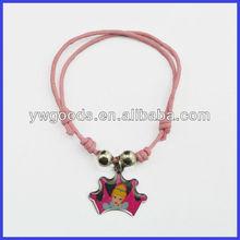 Kids Promotion Cord & Charm Bracelet