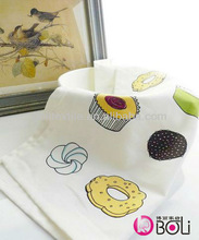 High quality 100% cotton tea towel clean towel terry cloth wholesale