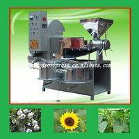 cotton seed&sunflower seed&soya baen oil mill machineD-1688