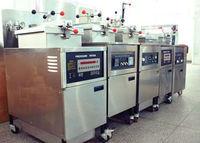 fried chicken machine,frying oil filter system,deep pressure fryer (CE Approved , Manufacturer)