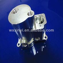 China aluminum auto car parts