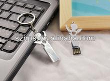 Custom OEM promotional metal fast flash memory usb flash drive disk