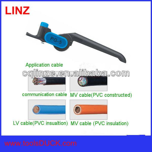 Fiber Cable Sheath Cutter & Inner Duct Slitter