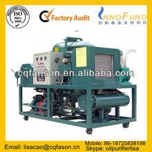 Motor Oil Regeneration/Oil Purification/Oil Treatment, Used oil filtering plant, Oil reclaimination purifier