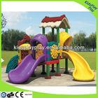 outdoor big plastic slides