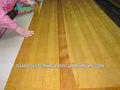 3mm teck placage contreplaqué, 4x8 cerise. contreplaqué, planche en bois de cerisier