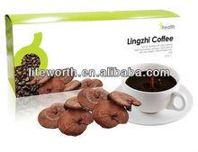 Lingzhi spore rich coffees long bar sachet