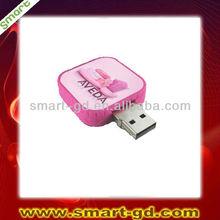 New design Swivel pen drive with different capacity, bulk 128mb usb flash drives