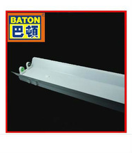 Fluorescent Lighting Fixture with Cover