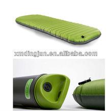 camping air bed mattress pad, air bed mattress made of the nylon pvc