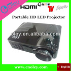 OEM ODM Low Cost LCD Pocket Projectorome Cinema high lumens Full HD smart Android video LED LCD video projector