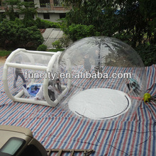 2013 China newest and cheapest inflatable clear tent