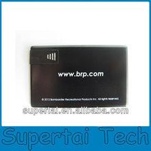 promotional gift usb flash credit card 1gb 2gb 4gb 8gb 16gb 32gb