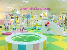 LEFUNLAND children indoor soft playground equipment