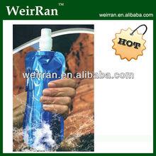 (2671) Foldable drinking water bag, grass sprayer, aerosol spray bottle