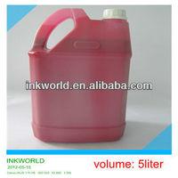 Xaar 382 print head for DGI printer solvent ink ,5liter /bottle