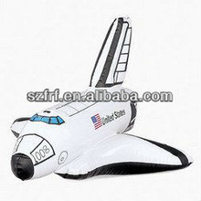 Jr. Space Explorer Child Inflatable Space rocket/Heavy Duty Inflatable Apollo Saturn Rocket/Inflatable Space Shuttle Rocket Toy