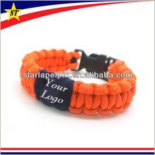 Parachute cheap cross wholesales survival paracord bracelet