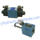 WE10 series Hydraulic 2 way solenoid directional valve