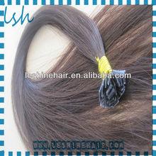 Wholesale Virgin European Remy Prebonded Hair Extention