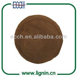 calcium lignosulphonate powder admixture as bonding agents