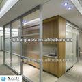 de alta calidad del gabinete de cocina puerta de vidrio