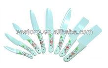 8-Piece Ceramic Knife Set