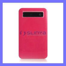 Slim 5000 mAh Power Bank Portable Mobile Power Supply