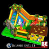 2013 New Design Giant Jungle Inflatable Playgrounds