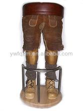 wooden bar stool wooden furniture handmade craft