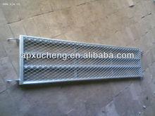 heavy duty steel lattice plate/galvanized metal sheet grate (wholesale price)
