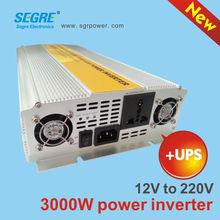 3kw 12v 220v solar panels with built in inverters