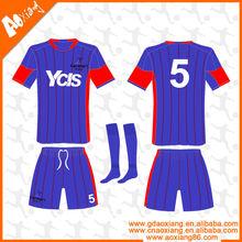 soccer uniform set