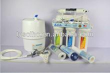 Natural del medio ambiente ciencia y tecnología 125GPD RO purificador de agua