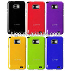 Glitter powder Soft TPU mercury case for Samsung Galaxy S2 i9100