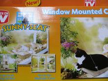 Sunny Seat Window Cat Bed as seen on tv LJ-7012