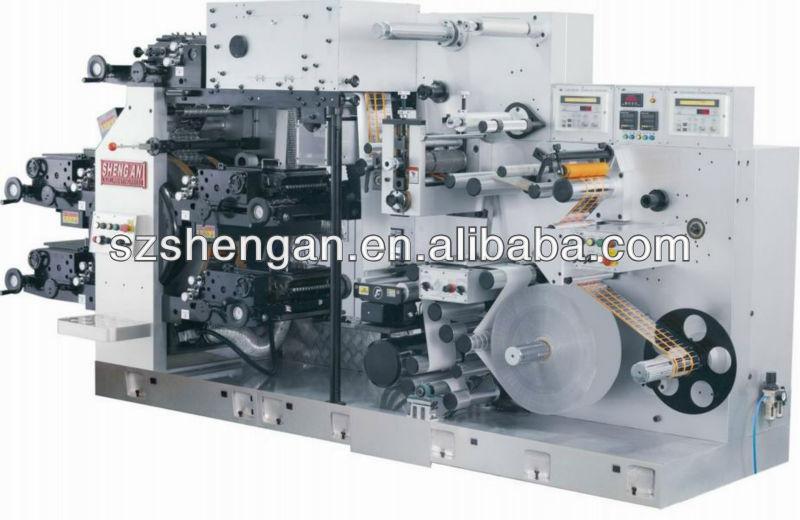 Pass Printing Machine Rotary Printing Machine