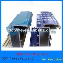 No residue easy peel off aluminum foil plastic film rolls