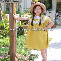 2012 new design lovely girls' dresses for summer kids clothing children's summer dress girl's dress