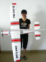 1.6m CESSNA182 RC Hobby Plane TW747-3