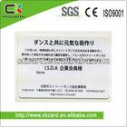 Instant pvc id card maker For Inkjet printers