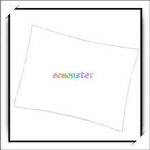 Plastic Bezel Frame For iPad 2 / For iPad 3 White -87002925