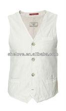 men cotton waistcoat