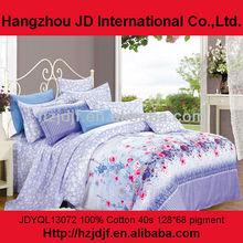 bamboo bedding set(duvet cover,sheets.cushions)