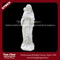 haut poli sculptéqualité vierge marie et sculpture de jésus